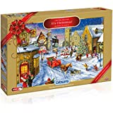 """Gibsons Limited Edition 2015 """"It's Christmas!"""" Jigsaw Puzzle (1000-Pieces)"""