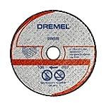 Dremel S520 Lot de 2 disques de d�cou...