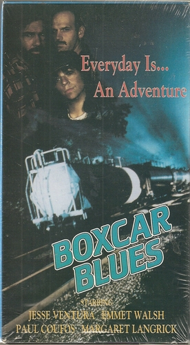 Amazon.com: Box Car Blues [VHS]: Margaret Langrick, Paul Coufos, Emmet