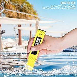 TDS & PH Meter Digital Water Tester (Tamaño: TDS&pH meter)