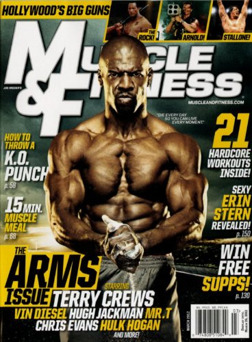 Muscle & Fitness [US] March 2012 (単号)