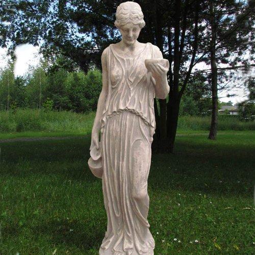 """Statue """"Hebe, Göttin der Jugend"""", groß online kaufen"""