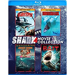 Shark 4-Pack [Blu-ray]