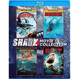 Shark 4-Pack [Blu-ray]