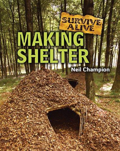 Making Shelter (Survive Alive)