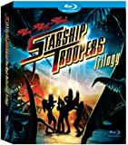 Starship Troopers/Starship Troopers 2:Hero of the Federation/Starship Troopers 3:Marauder [Blu-ray] [Import]