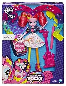 Hasbro B0688E24 - My Little Pony Equestria Girls Pinkie Pie mit Kleider Designer