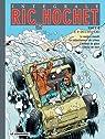 Ric Hochet l'Int�grale, Tome 18 : Le nombre maudit ; Le collectionneur de crimes ; L'homme de glace ; Silence de mort par Tibet