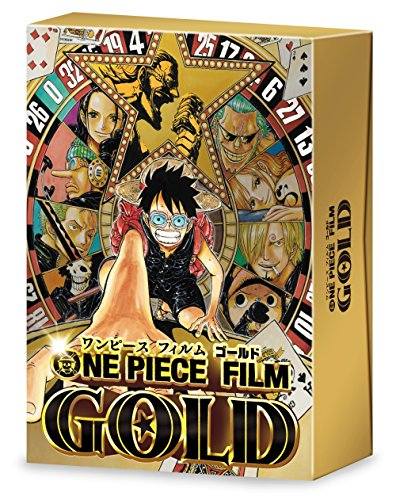 ONE PIECE FILM GOLD Blu-ray GOLD...[Blu-ray/ブルーレイ]