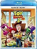 [Disney オリジナルブランケット付] トイ・ストーリー3 3Dセット [Blu-ray]