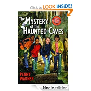 Mystery of the Haunted Cave (Troop 13 Mystery)