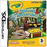 Crayola Treasure Adventures (Nintendo DS) [import anglais]