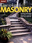 COMPLETE MASONRY : BUILDING TECHNIQUE...