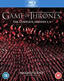 Game of Thrones - Season 1-4 Box Se