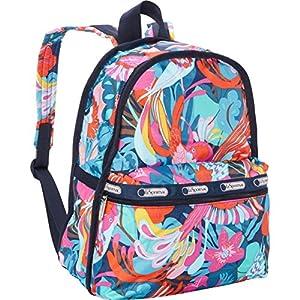 LeSportsac Basic Backpack (Boca Chica Bright)
