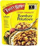 Tasty Bite Bombay Potatoes Heat & Eat Entree, 10 Ounce Pouches (Pack of 6)