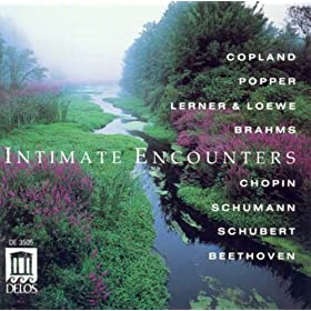 Copland, A.: Pastorale / Loewe, F.: Before I Gaze at You Again / Popper, D.: Nocturne / Chopin, F.: Nocturne No. 8 (Intimate Encounters)