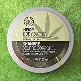 Body Shop Hemp Body Butter 6.7 Oz.