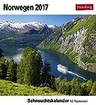 Norwegen - Kalender 2017: Sehnsuchtsk...