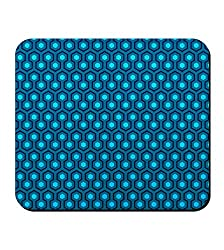 Barisa Epic Rubber Base Designer Printed Mouse Pad For PC / Laptop - Matte finish Multicolor