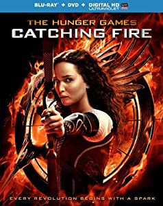 The Hunger Games: Catching Fire (DVD / Blu-ray Combo + UltraViolet Digital Copy) from Lionsgate