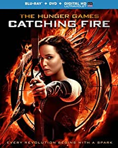 Hunger Games: Catching Fire [Blu-ray] [Import]