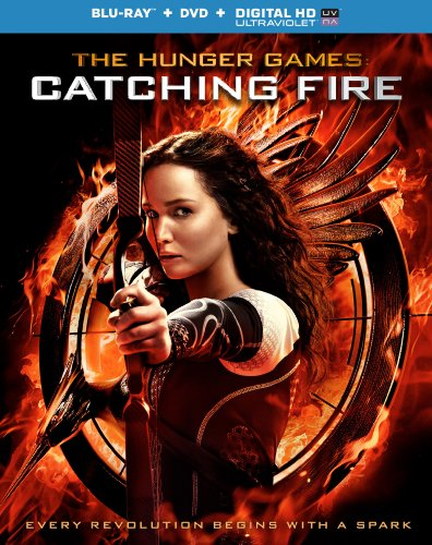 The Hunger Games: Catching Fire (DVD / Blu-ray Combo + UltraViolet Digital Copy)