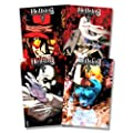 Hellsing, Vol. 1-4 (Uncut) (Blood Edition)