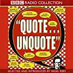 Quote Unquote | Nigel Rees