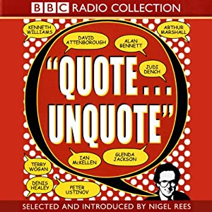 Quote Unquote | [Nigel Rees]