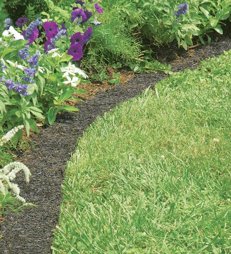 Perm-A-Mulch Recycled Rubber Border