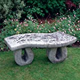 Large Garden Bench - Weildon Stone Bench