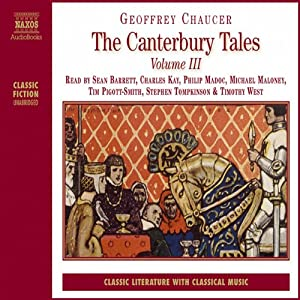 The Canterbury Tales III: Modern English Verse Translation | [Geoffrey Chaucer, Frank Ernest Hill (translator)]