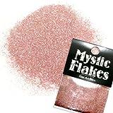MystickFlakes メタリックLtピンク ラメシャイン 0.5g