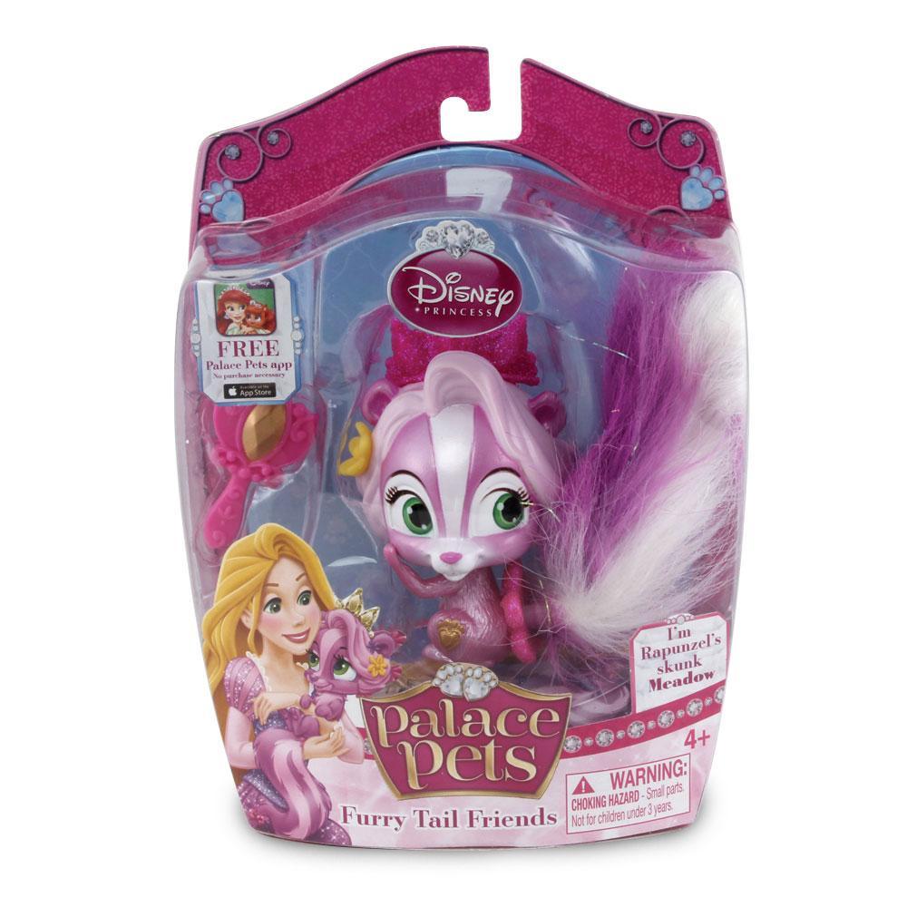 Amazon.com: Disney Princess, Palace Pets, Furry Tail Friends, Rapunzel