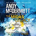 The Midas Legacy: Wilde/Chase, Book 12 Audiobook by Andy McDermott Narrated by Gareth Armstrong