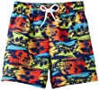 Flapdoodles Little Boys' Vacation Trunk, Multi, 6
