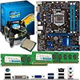INTEL Core i7 3770K 3.5Ghz, ASUS P8H61-MX USB3 & 16GB 1600Mhz DDR3 RAM Bundle