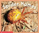 Spider Names (Emergent Readers)