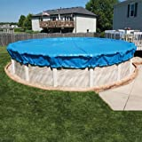10-Year 24 ft. Round Ultimate Above Ground Winter Pool Cover