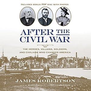 After the Civil War Audiobook