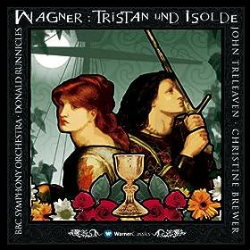 """Wagner : Tristan und Isolde : Act 1 """"Den als Tantris unerkannt ich entlassen"""" [Isolde, Brang�ne]"""