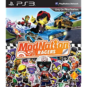 ModNation Racers (PS3/PSP) - Computer Games - SSMB