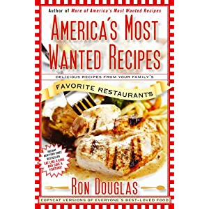 America S Most Wanted Recipes Favorite Restaurant