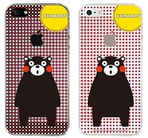 【iPhone5S】【iPhone5】【くまモン】【iPhone5ケース カバー】【スマホケース カバー】【クリアケース】 ip5-ca-km0006