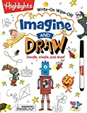img - for Imagine and Draw (Write-On Wipe-Off Activity Books) book / textbook / text book