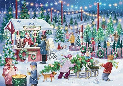 Christmas Tree Farm Advent Calendar (Countdown to Christmas) (Chocolate Christmas Tree compare prices)