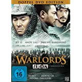 "The Warlords (Doppel DVD Edition)von ""Jet Li"""