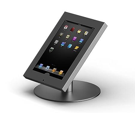 Odyssey stand for iPads all generations - Accesorio para dispositivos portátil (30 cm, 30 cm, 38,4 cm, Acero inoxidable, Plata)