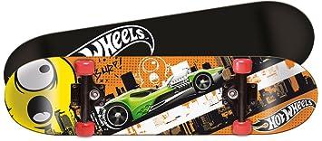 Mondo - 18462 - Vélo et Véhicule pour Enfant - Skateboard - Hotwheels